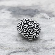 Pendente Argento Cervello 2