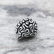 Pendente Argento Cervello 3