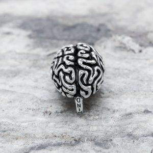 Pendente Argento Cervello