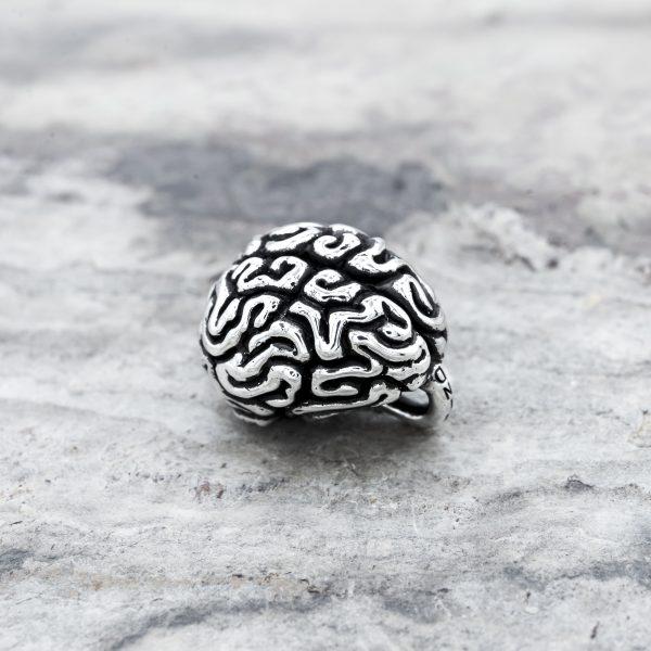 Pendente Argento Cervello 4