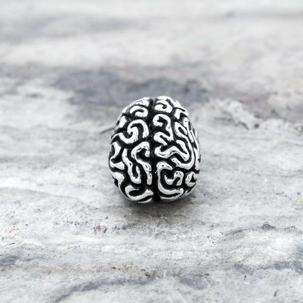 Pendente Argento Cervello 5